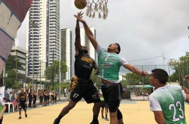 Santo Amaro sedia torneio de basquete