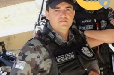 Policial Militar assassinado a tiros por quatro criminosos armados