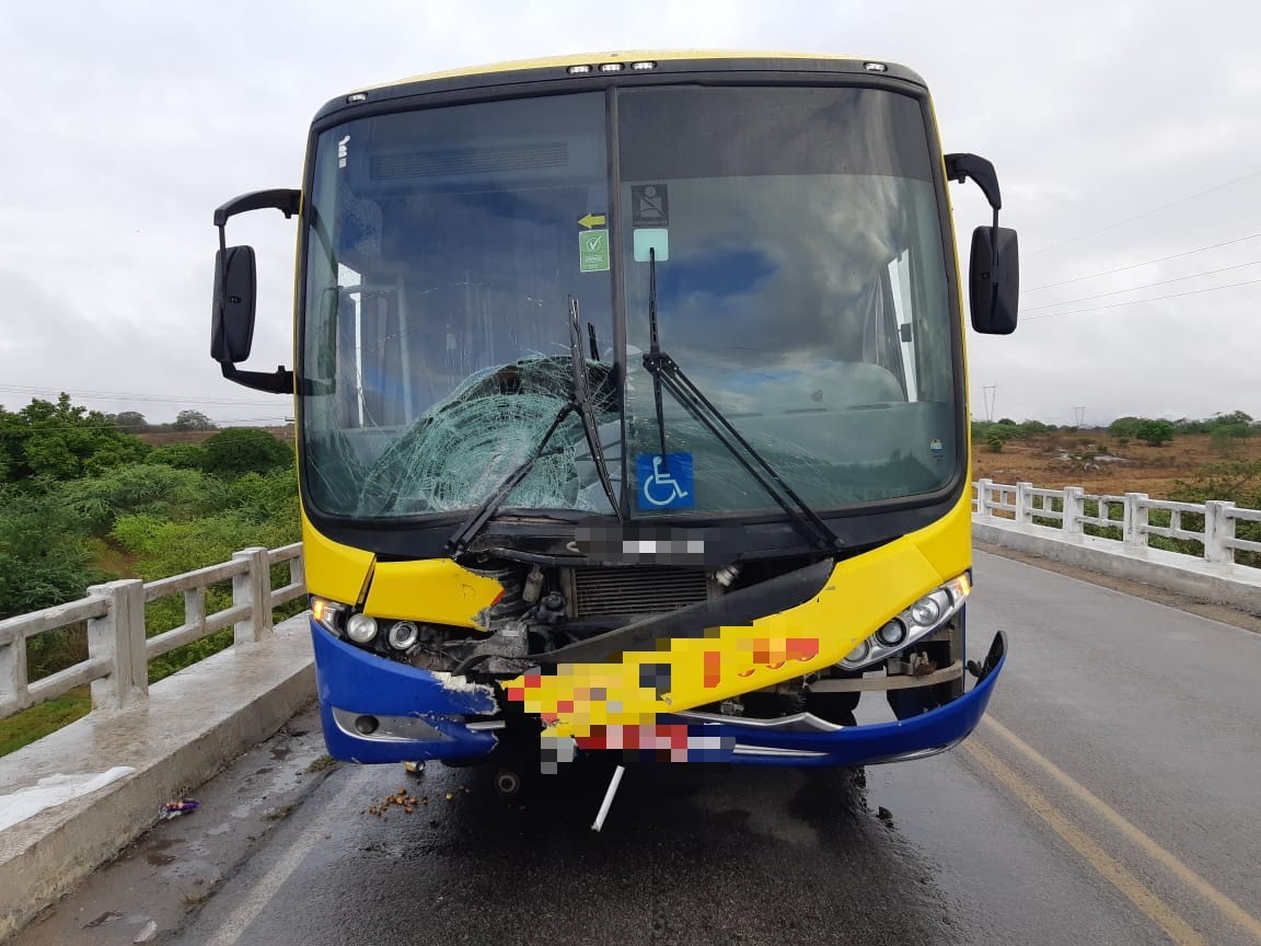 Motociclista morre após acidente na BR-104 em Agrestina