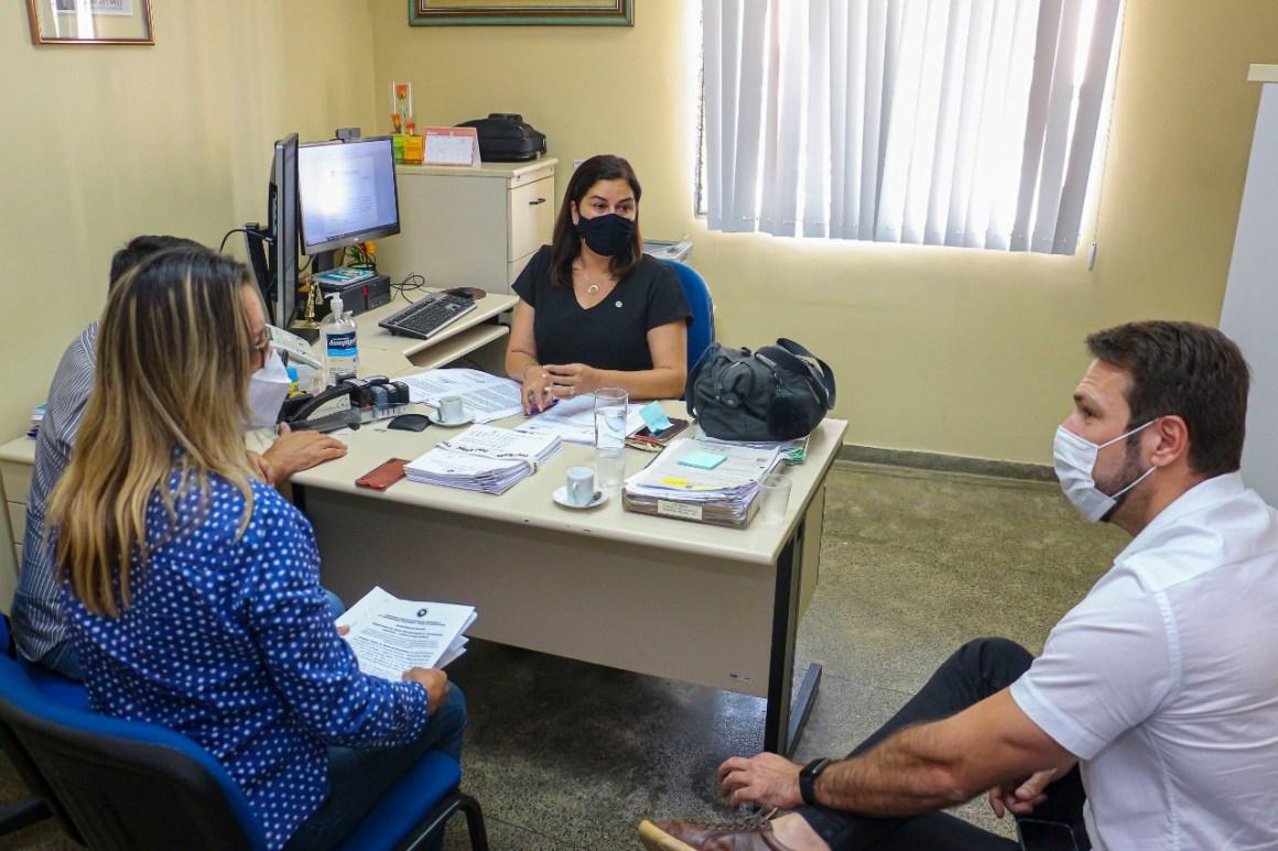 MPPE de Gravatá se une com saúde municipal contra irregularidade no combate a COVID-19
