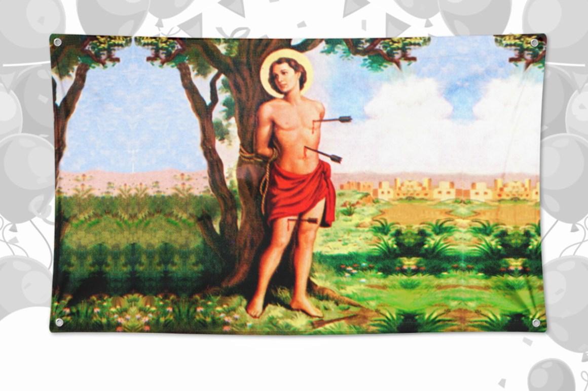 Viva a São Sebastião! Conheça a história deste santo sofredor