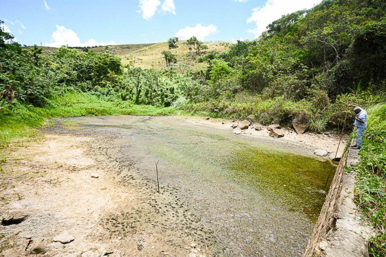 Gravatá: distrito de Mandacaru não tem mais água de barragem