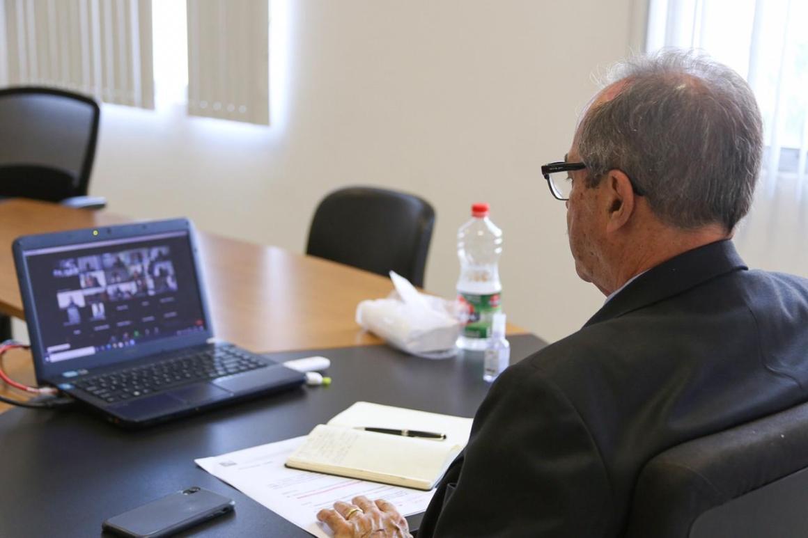Pedro Eurico é reeleito presidente do Consej por unanimidade