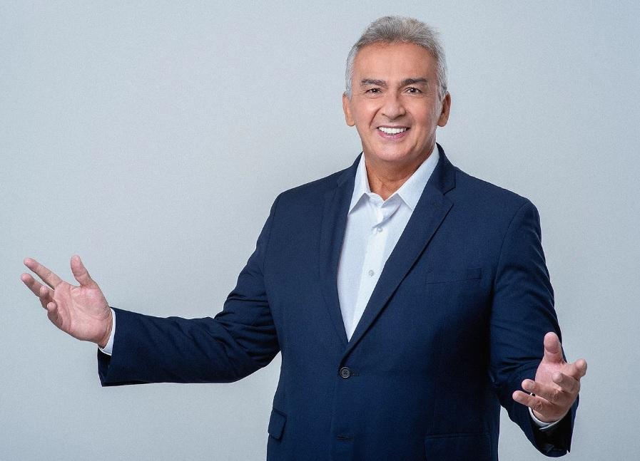 Hugo Esteves estreia novo programa na próxima segunda-feira (15)