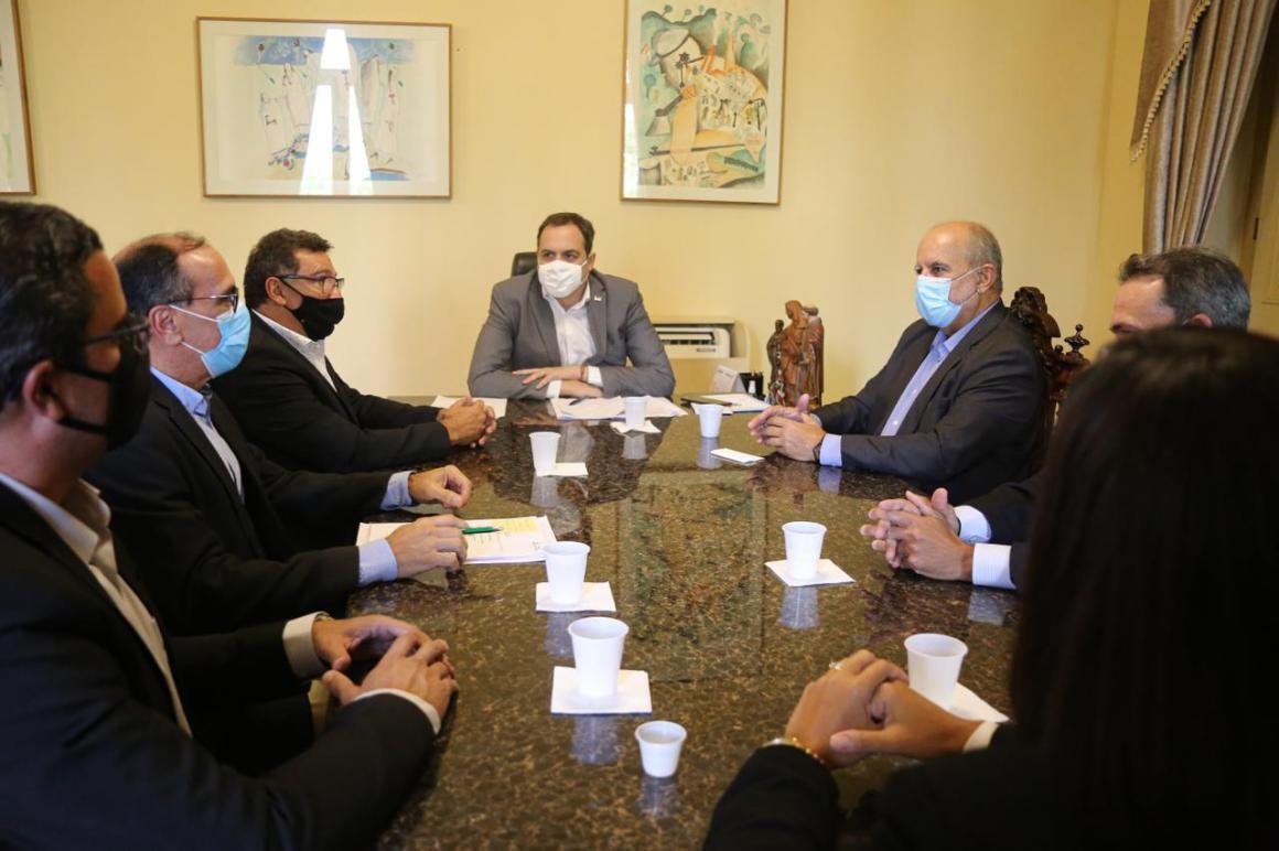 Prefeito de Arcoverde avalia resultados positivos do encontro com o Governador Paulo Câmara