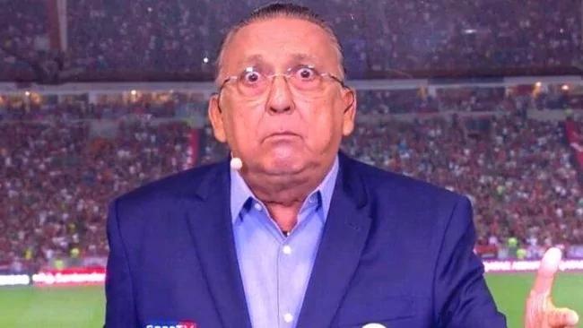 Galvão Bueno entra para a fila de demissões da Rede Globo