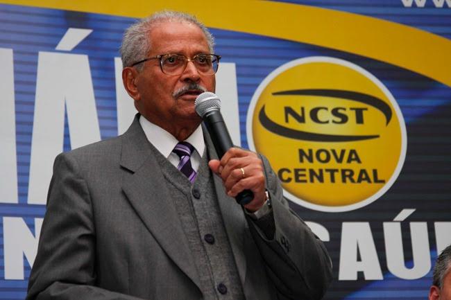 Morre vítima de covid o pernambucano José Calixto Ramos, liderança sindical nacional