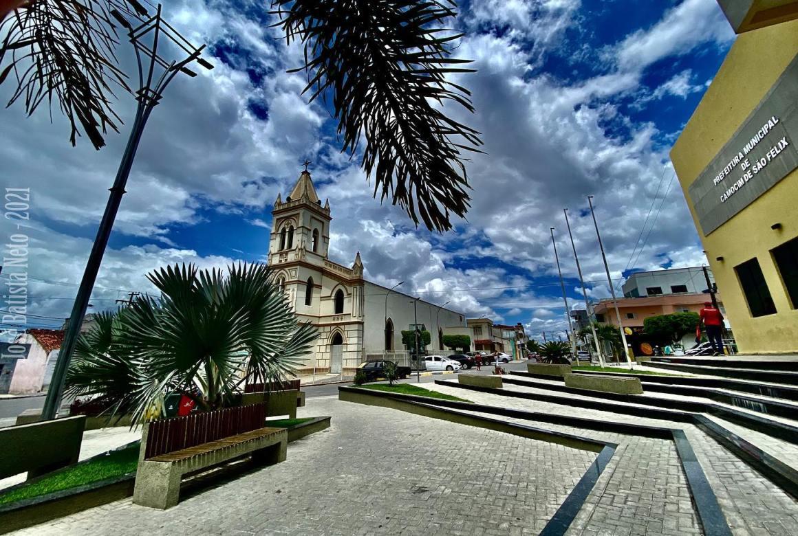 Após avaliação, Prefeitura libera acesso à Praça São Félix, mas recomenda distanciamento