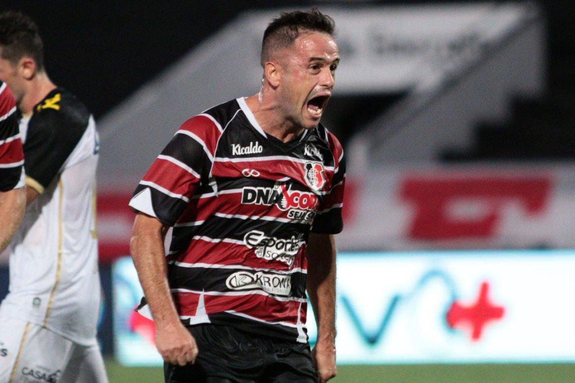 No primeiro clássico do Campeonato Pernambucano, Santa Cruz e Sport Recife empatam em 1x1