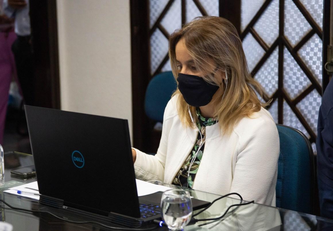 Projeto de Alessandra Vieira assegura celeridade na vacinação de pessoas com deficiência
