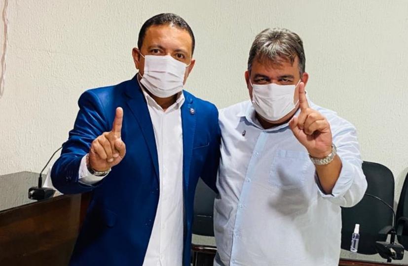 Na corrida pela presidência da UVP, Léo do AR ganha apoio incondicional da Câmara Municipal de Primavera