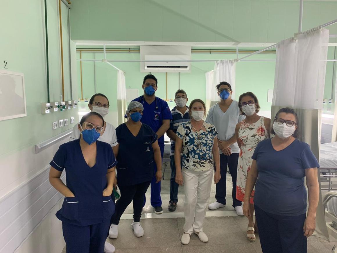 Bezerros: Hospital Jesus Pequenino entrega mais 10 leitos de UTI e diretor médico ressalta importância