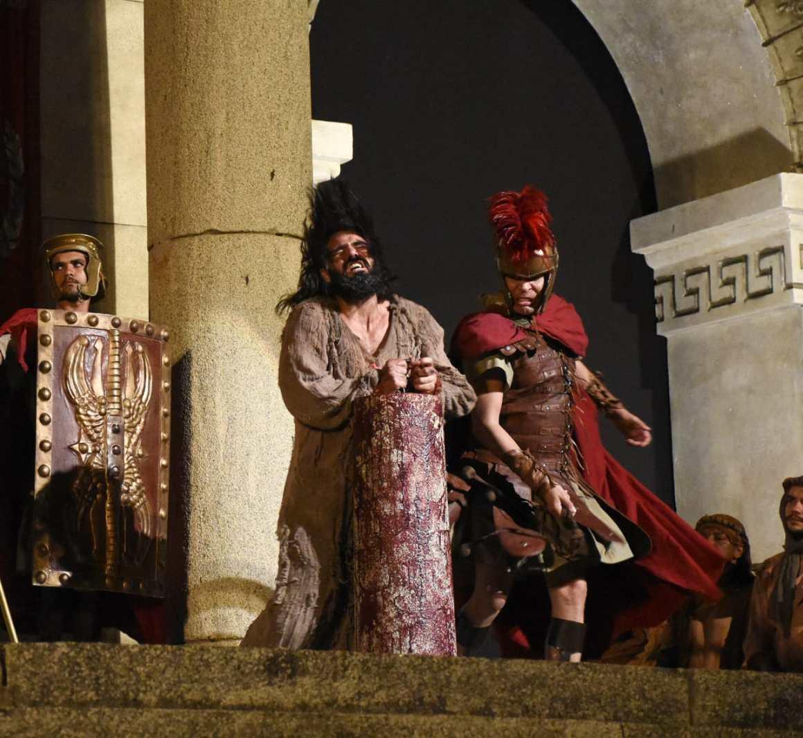 Espetáculo da Paixão de Cristo de Nova Jerusalém seja registrado como Patrimônio Imaterial Cultural do Brasil