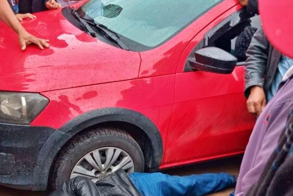 Agiota assassinado com vários tiros em Paranatama
