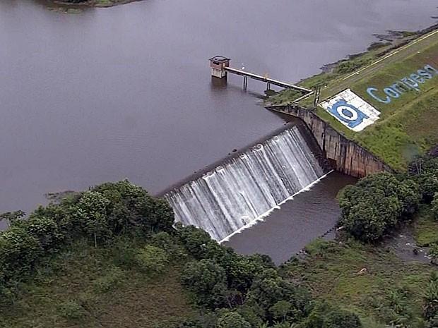 barragem botafogo