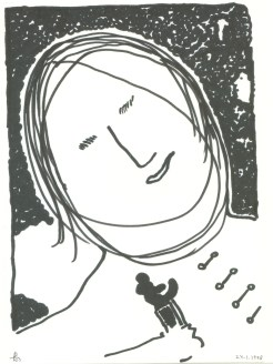Illustration i Syttens digte