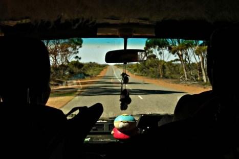 Podróż przez Australię