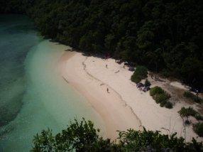 Wyspa Sempu to zakątek Indonezji znany tylko lokalnym ludziom. (fot. Ania Kucharska)