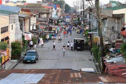 Manila to miasto pełne ubogich i amatorów seksturystyki. (Fot. Luiza Poreda)