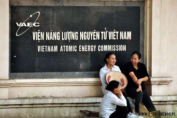 Siedziba Wietnamskiej Komisji ds. Energii Atomowej. (www.loswiaheros.pl)