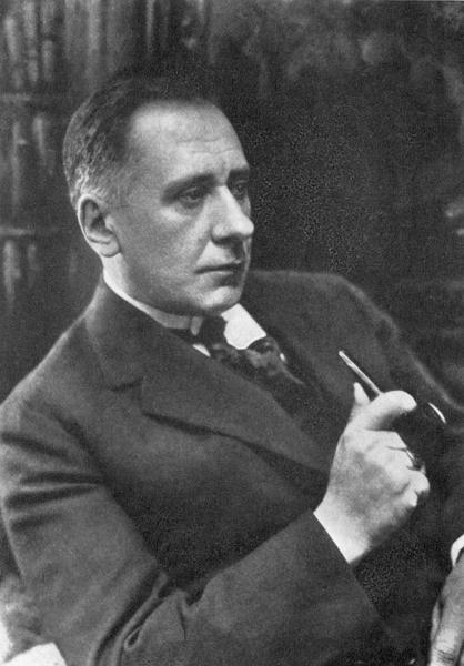 Antoni Ferdynad Ossendowski, gwiazda międzywojennej literatury. (Fot. Archiwum wydawnictwa Znak)