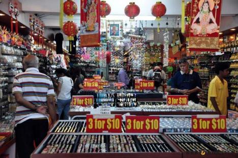 Zakupy - sport narodowy mieszkańców Singapuru. (loswiaheros.pl)