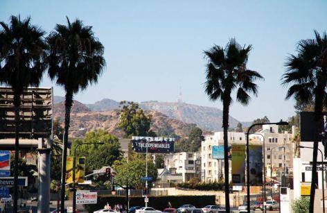 Los Angeles nie oferuje turystom zbyt dużo. Nie warto wierzyć filmom i marzyć o mieszkaniu w tym mieście. (Fot. Paweł Bielecki)