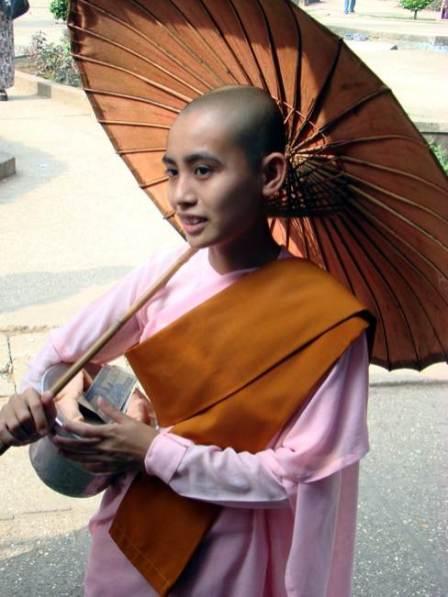 Birma - podróże