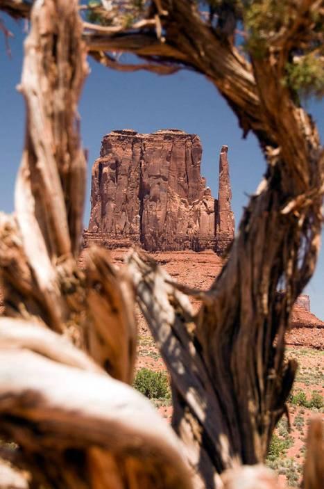Widoki w parku Monument Valley mogą przyprawić o zawrót głowy. (Fot. Mariusz Jajesniak)