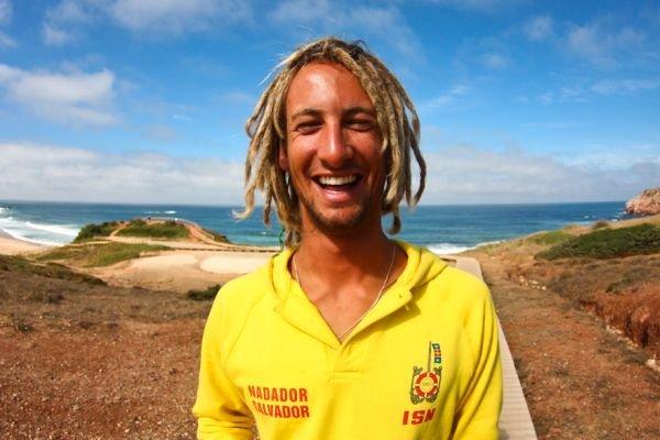 Uśmiechnięty Samir z Brazylii: Co usmiech może uczynić? Jeśli jest prawdziwy, to może ocalić świat. (Fot. Bartek Koczenasz)