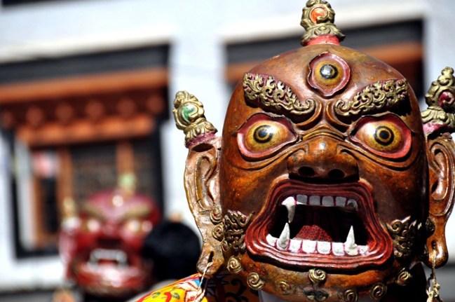 Leh Festiwal w Ladakh, Indie. (fot. Jarek Czakański)