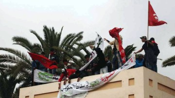 Sidi Bouzid - miasto tunezyjskiej rewolucji