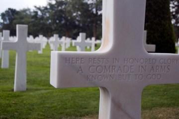 Normandy American Cementry and memorial - zdjęcia
