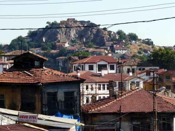zUlus - stara dzielnica Ankary