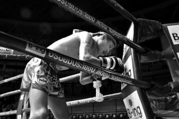 6. TAJLANDIA, Bangkok. Muzyka grana na żywo, jest integralną częścią Muay Thai. Flet, bębny, cymbały towarzyszą walce oraz ceremonii Wai Kru. (Fot. Jarek Czakański)