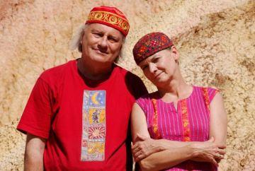 Krakowscy podróżnicy - Ela i Andrzej Lisowscy