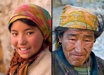 Podróż do Nepalu. Kobiety z Królestwa Lo