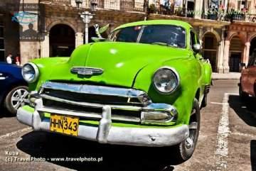 Kubańskie auto