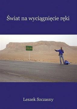 Okładka książki Leszka Szczasnego