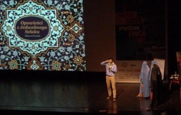 Zbyszek Pawala ka Festiwalu Podróżników Trzy Żywioły