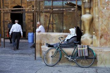 Życie codzienne w irańskim mieście