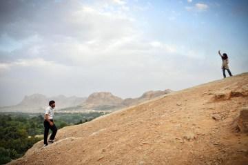 Zdjęcia z wyjazdu do Iranu