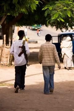 Etiopia. Spacerkiem po Aksum. (fot. Piotr Marek)