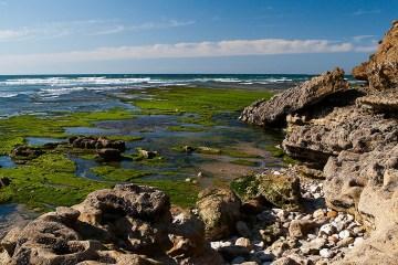 Zdjęcia z podróży do Maroka. Ocean Atlantycki