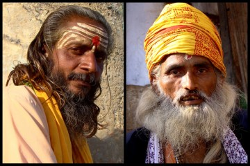 Święci hinduscy mężowie