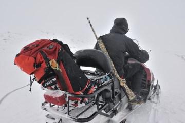 Podczas wyprawy przez Ziemię Torrella przydaje się broń