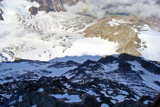 Niezapomniane widoki w drodze na Mount Blanc