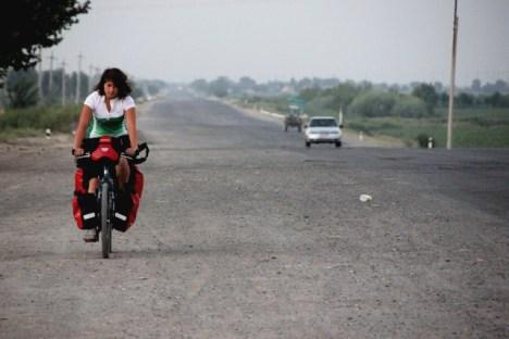 Wyprawa rowerowa po Azji Centralnej