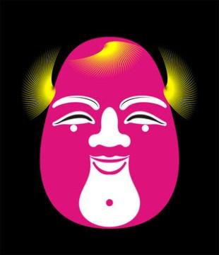 Logo festiwalu kina azjatyckiego Pięć Smaków