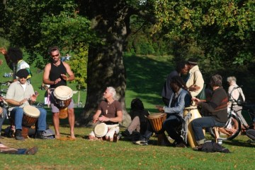 Englishen Park.